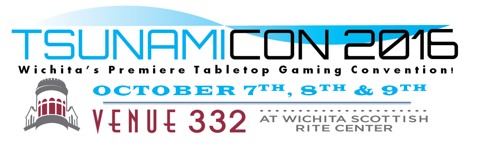 TsunamiCon Logo